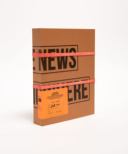 Stance T-Shirt NEWS FROM NOWHERE BOX SET Multi
