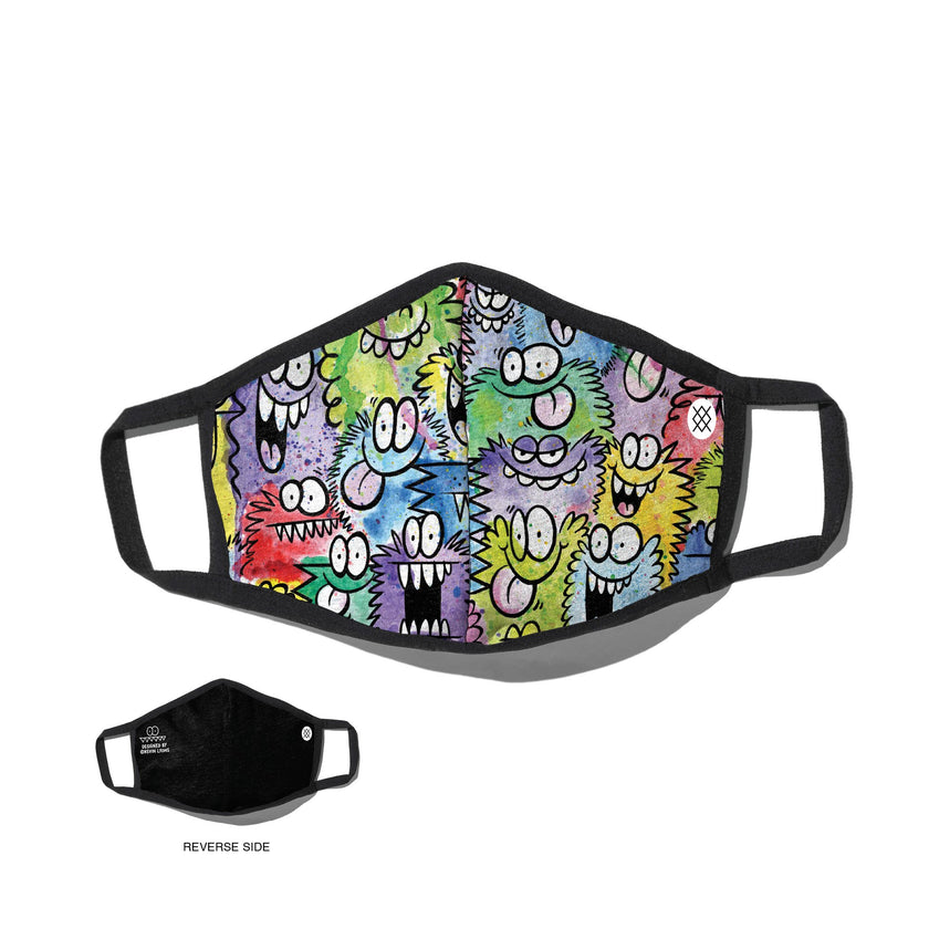 Stance Europe KEVIN LYONS MASK Multi