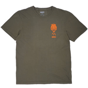 Stance T-Shirts BREATHER Green