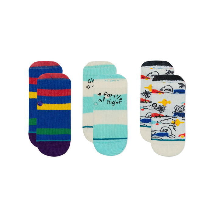 Stance Infant Socks Ride Or Die Box Set Multicoloured