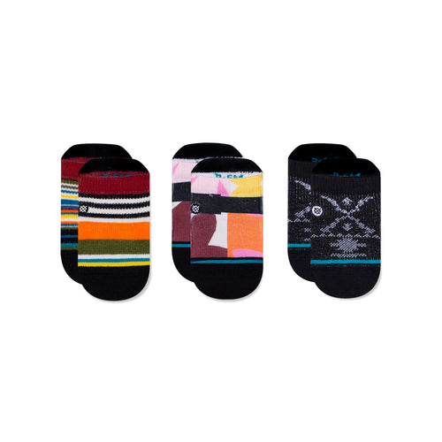 Stance Socks Crayon Soup 3 Pack Infant Multi