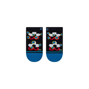 Stance Socks MEIJI KIDS Black