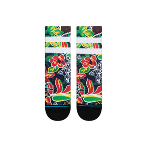Stance Socks Tropical Time Rasta