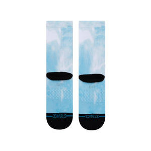 Stance Socks ONE FISH KIDS Light blue