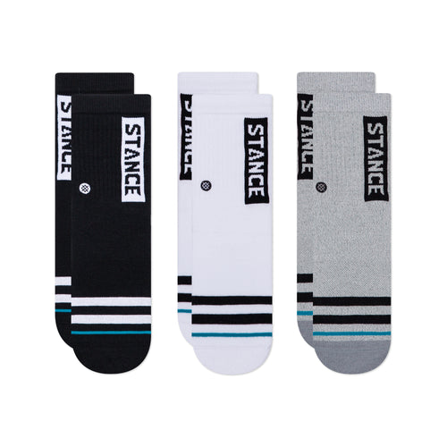 Stance Socks OG Kids 3 Pack Multi