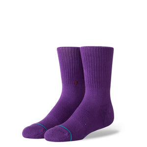 Stance Socks Saurus Purple