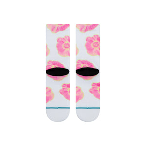 Stance Socks Thermo Floral White