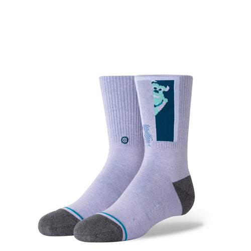 Stance Socks Sully and Boo Kids Purple