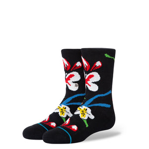 Stance Socks OUR ROOTS KIDS Black