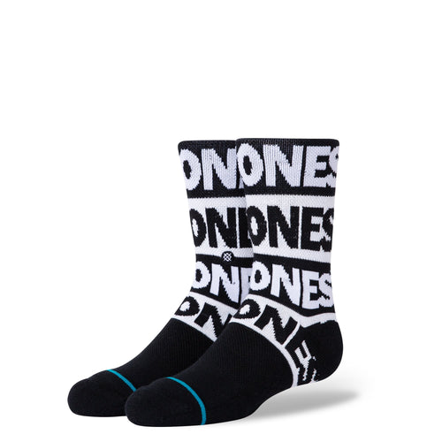 Stance Socks THE RAMONES KIDS Black
