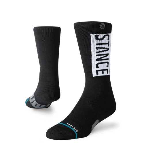 Stance Socks Snow Snow Og Y Black