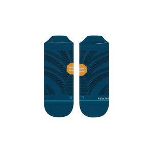 Stance Socks Run Uncommon Lite Run Tab Navy