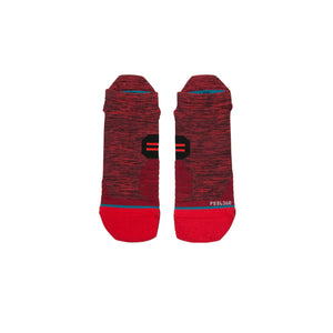 Stance Socks Uncommon Solids Tab Red