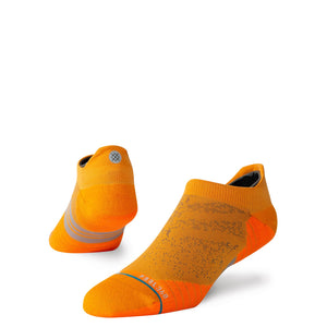 Stance Socks Run Uncommon Run Tab Orange