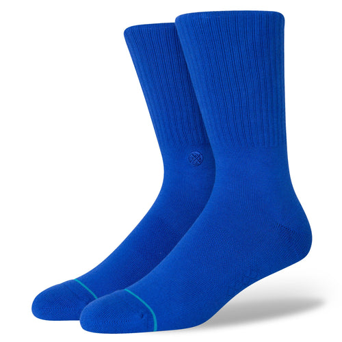 Stance Socks ICON Capri Blue