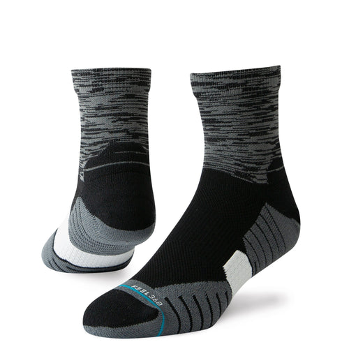 Stance Socks UNCOMMON GOLF QUARTER Black