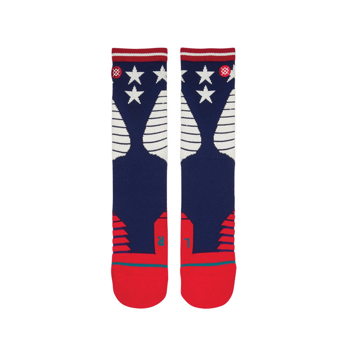 Stance Socks Floor General Navy
