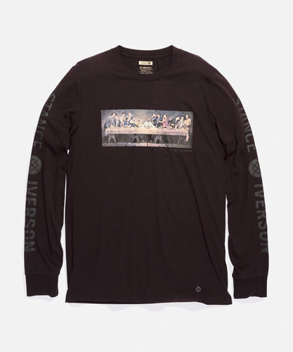 Stance T-Shirts LAST SUPPER Black