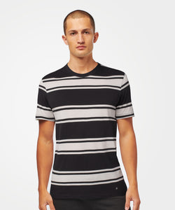 Stance T-Shirts Boyd T Black fade