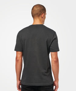Stance T-Shirts Gravitate Black fade