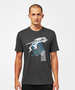 Stance T-Shirts GRAVITATE Black