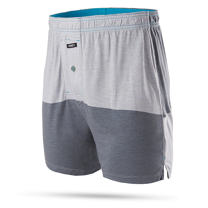 STANCE NIGHTRIDGE BOXER IN GREY