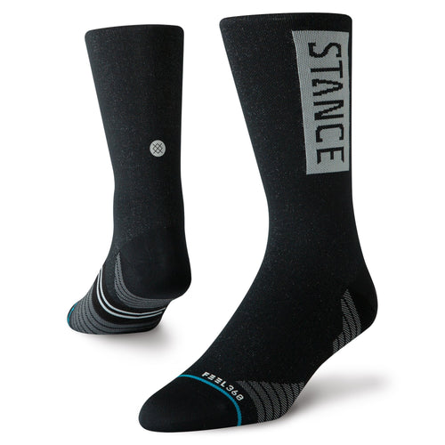 Stance Socks Og Bike Crew Black