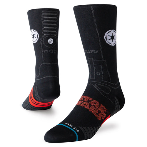 Stance Socks Star Wars Mens Run Pack Multi