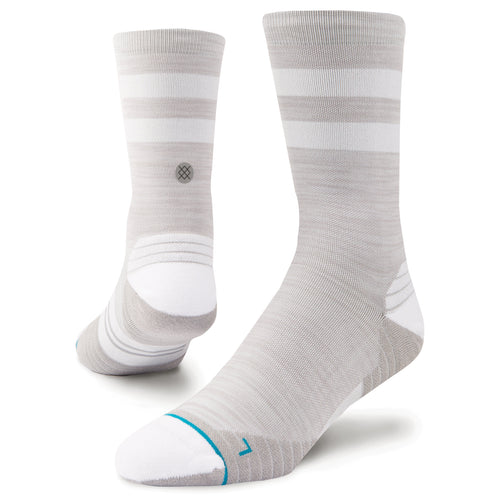 Stance Socks Uncommon Solids Crew Grey heather