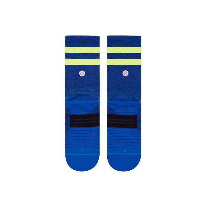 STANCE SOCKS UNCOMMON SOLIDS CREW SOCK ROYAL BLUE