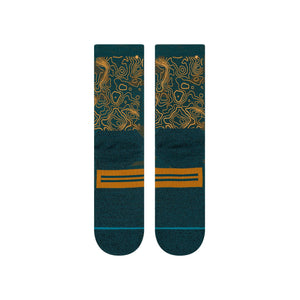 Stance Socks Adventure Alpha Hike Light Green