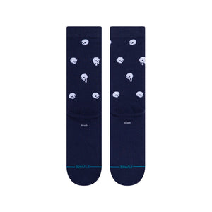 Stance Socks SKULLY Navy