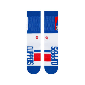 Stance Socks Clippers Shortcut Blue