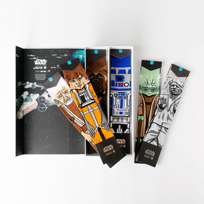 STAR WARS LIGHT SIDE 6 PACK