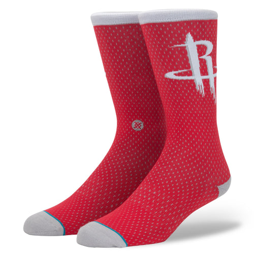 Stance Socks ROCKETS JERSEY Red
