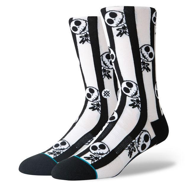 Stance Socks Nightmare Before Xmas Jacks Back Black Mens