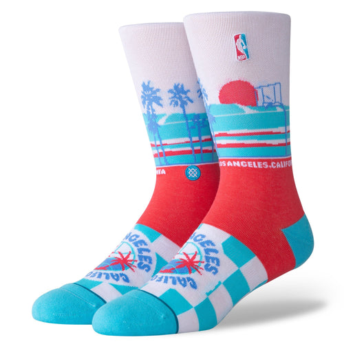Stance Socks Logoman Beach Multi