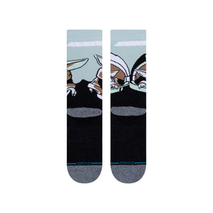 Stance Socks THE CHILD Blue