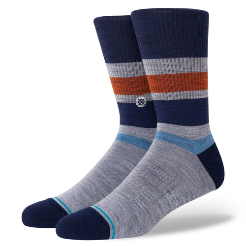 Stance Socks HOFN Navy