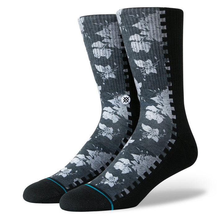 Stance Socks Not Your Honey Bee Black
