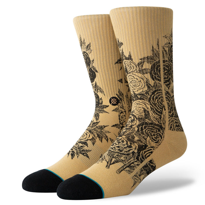 Stance Socks Thorn Brown