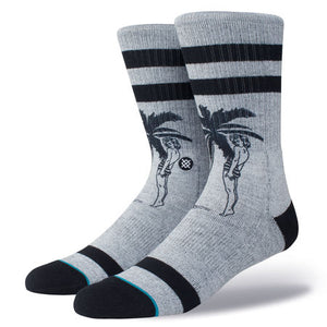 STANCE SOCKS CHEEKY PALM MENS SOCK