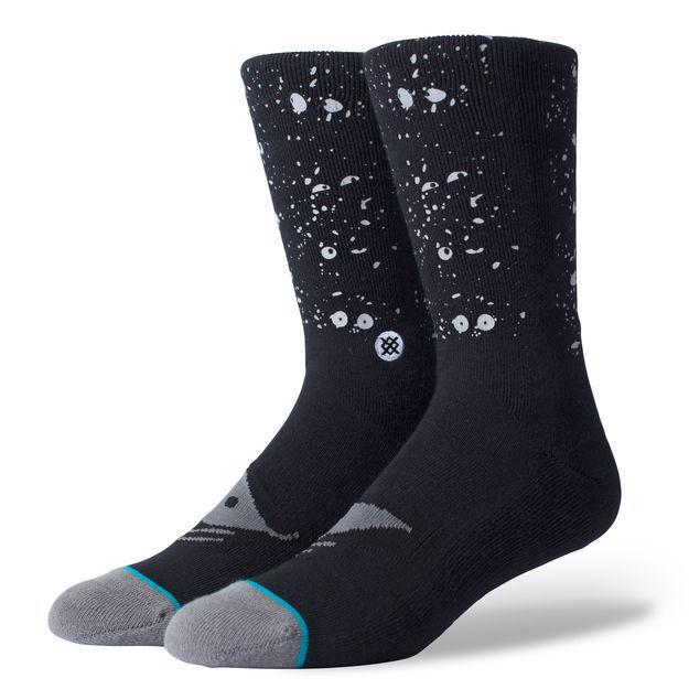 Stance Socks Mens Lucien Clarke Black
