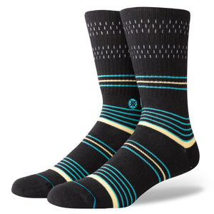 Stance Socks Reda Black