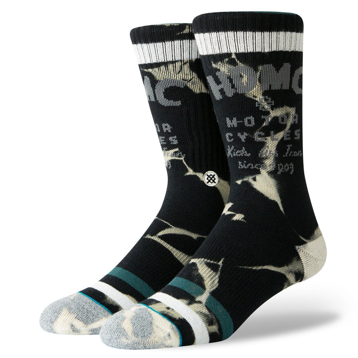 Stance Socks Harley Iron Wash Black
