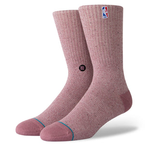 Stance Socks Nba Logoman Bb Plum
