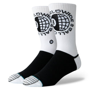 Stance Socks Ochos White