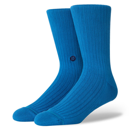 Stance Socks Icon Heavy Blue