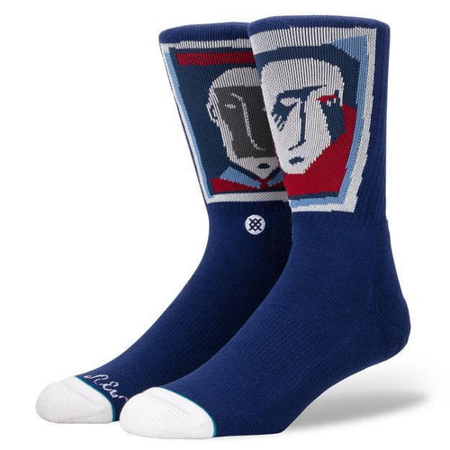 Stance Socks Face Pontus Mens Navy