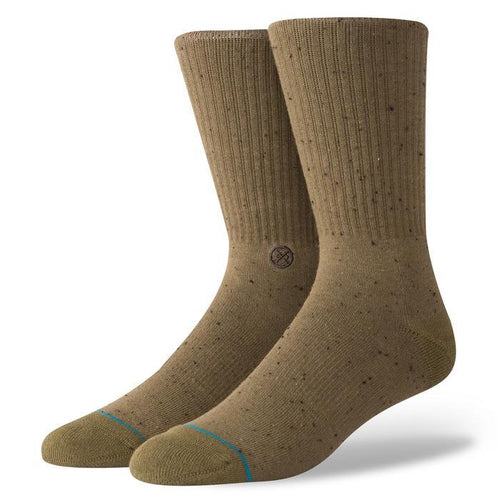 Stance Socks Icon 2 Olive